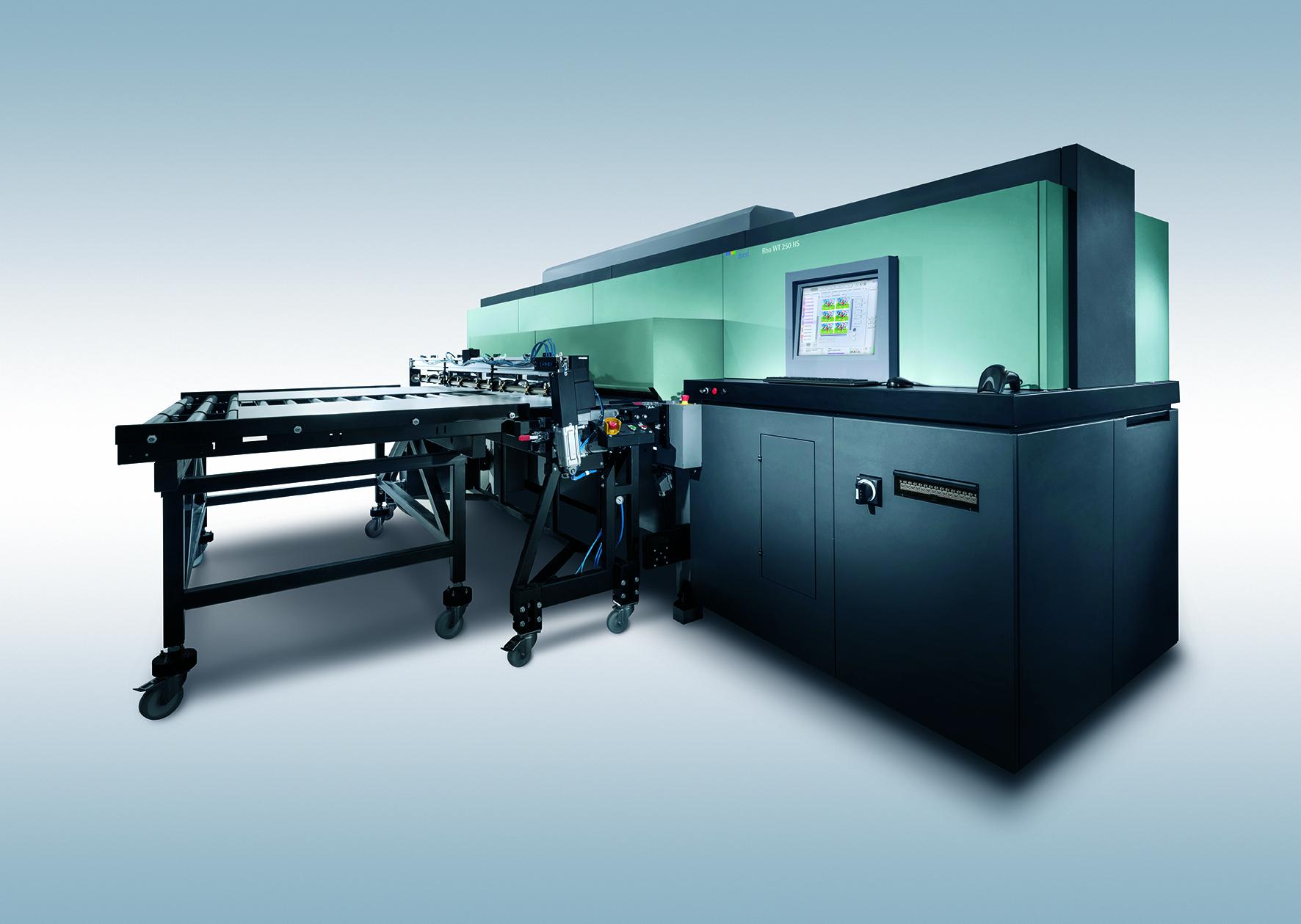 Rho WT 250 HS-4C-Press
